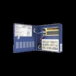 XP18DC30HD - Fuente de Poder Profesional HEAVY DUTY / 11 a 15  VCD / 30 Amperes / 18 Salidas