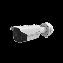 DS-2TD2617B-3/PA - Cámara IP Bala Térmica / Alta Precisión / Industrial / Lente Dual / Lente Térmico 3 mm / Alto Flujo