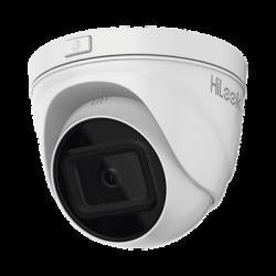 IPC-T621H-Z - Turret IP 2 Megapixel / Lente Motorizado 2.8 - 12 mm / 30 mts IR EXIR / PoE / Exterior IP67 / Micro SD / H.265+