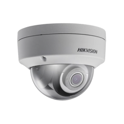 DS-2CD2123G0-I - Domo IP 2 Megapixel / 30 mts IR / IP67 / IK10 / Lente 2.8 mm / H.265+ / MicroSD / Videoanalíticos