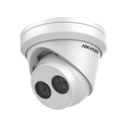 DS-2CD2343G0-I - Turret IP 4 Megapixel / 30 mts IR / IP67 / Lente 2.8 mm / H.265+ / MicroSD / Videoanalíticos