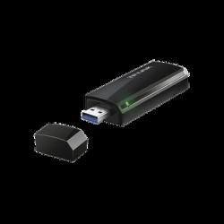 ARCHERT4U - Adaptador USB Inalámbrico Doble Banda AC 1200 Mbps