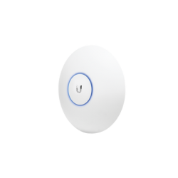 UAP-AC-LR - Access Point UniFi / Doble Banda 802.11ac / MIMO 2X2 / Hasta 250 Clientes / hasta 867 Mbps / Interior
