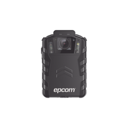XMRX5 - Body Camera para Seguridad / Hasta 32 Megapixeles / Video HD 3 MP / Descarga de Vídeo Automática / Pantalla LCD / GPS