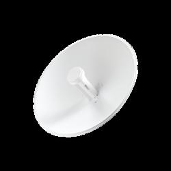 PBE-M5-300 - PowerBeam airMAX M5 / hasta 150 Mbps / 5 GHz (5150 - 5875 MHz) / Antena Tipo Plato de 22 dBi