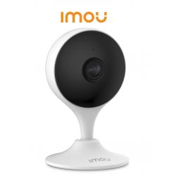 IMOU CUE 2 - Cámara IP Cubo 2 Megapixel / Lente de 2.8 mm / IR 10 mts / WiFi / Audio 2 Vías / Inteligencia Artificial / Sirena