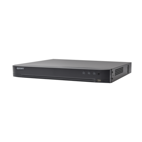 EV-4032TURBO - DVR 4 Megapixel / 32 Canales TURBOHD + 8 Canales IP / H.265+ / 1 CH Audio