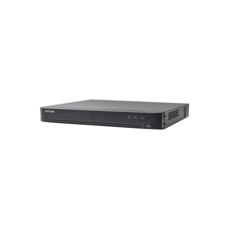 DS-7232HQHI-K2 - DVR 4 Megapixel / 32 Canales TURBOHD + 8 Canales IP / H.265+ / 1 CH Audio