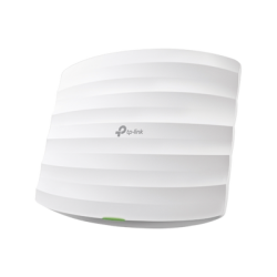 EAP245 - Punto de Acceso Omada / 802.11ac / Doble Banda / PoE 802.3af  y Pasivo / Hasta 1750 Mbps / Montaje en Techo