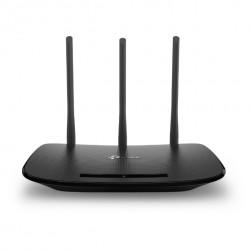 TLWR940N - Router Inalámbrico / 802.11b/g/n / 2.4 GHz / 450 Mbps / 4 Puertos LAN / 1 WAN