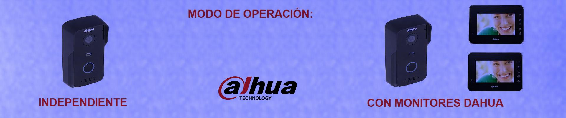 Videoportero IP Modos de Operación