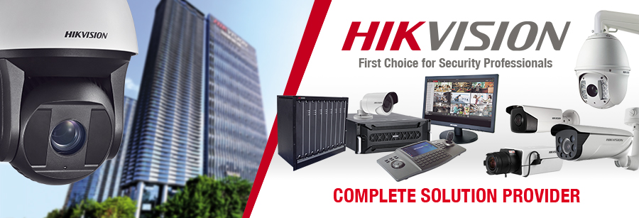 HIKVISION Video
